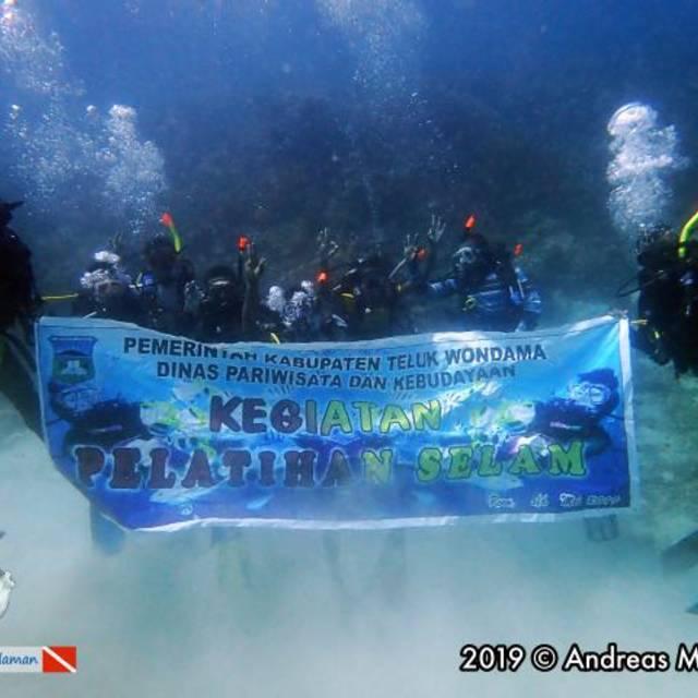 One Star Scuba Diver Training